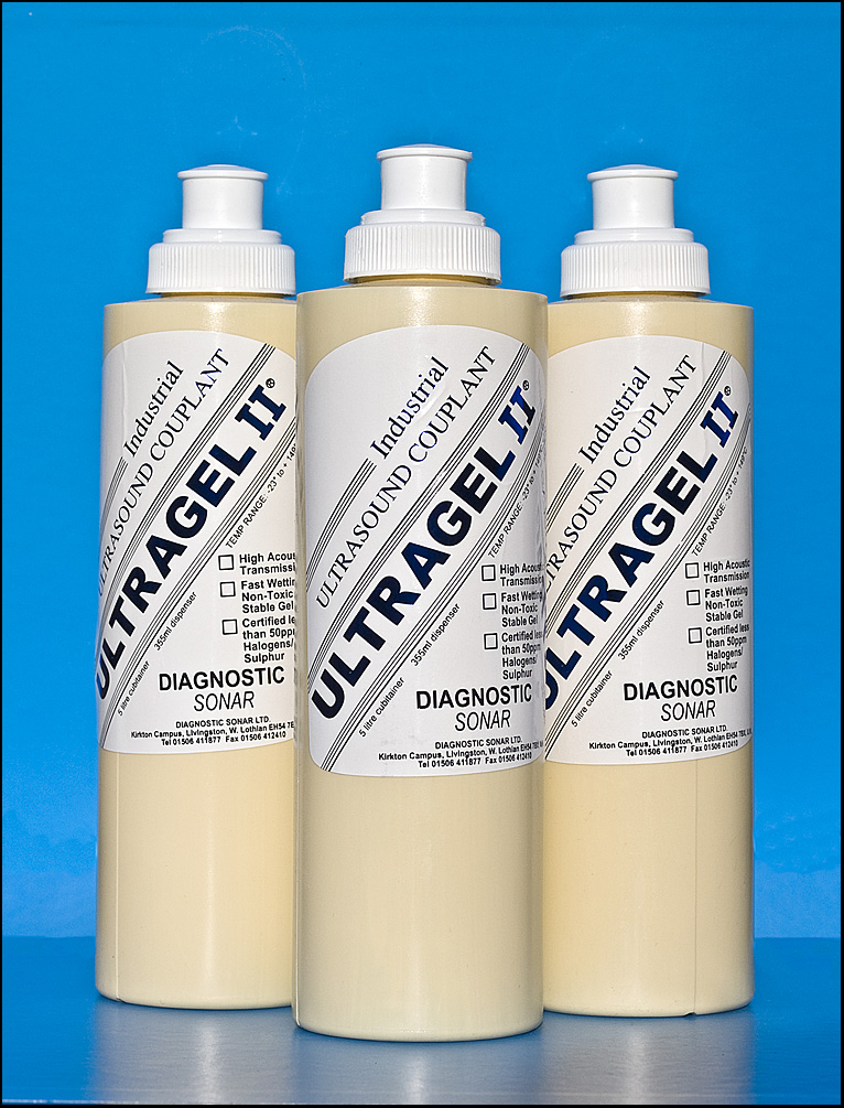 Diagnostic Sonar Ultragel II 335 Ml