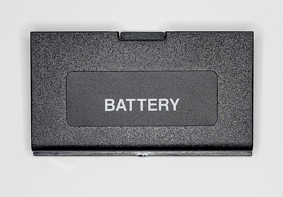Battery Door for Skipper Meter